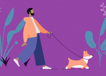 Pets support for healthcare workers