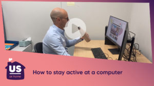 How to stay active at a computer - Western Health