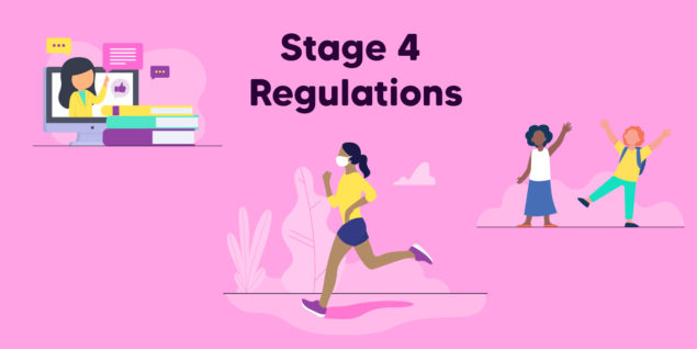 Stage four regulations
